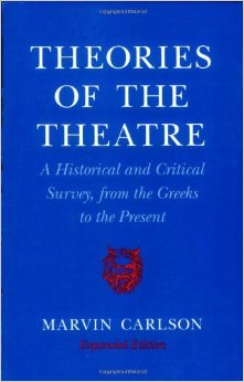 Carlson Theories of the theatre